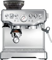 Solis Grind & Infuse Pro - Pistonmachine