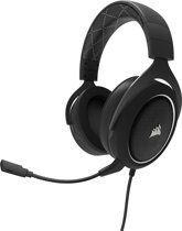 Corsair HS60 Surround - Gaming Headset - Wit - PS4 + Xbox One + PC + Switch
