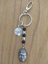 Leuke sleutelhanger/tashanger (boeddha)