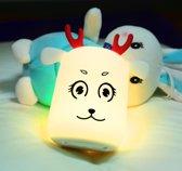 Hert-Kinderlampje | Hertlampje | Nachtlamp voor kinderen|