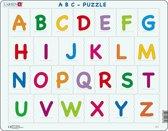 Puzzel Maxi Leren Lezen - Alfabet - 26 stukjes