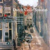 Dutch Cello Sonatas Vol3