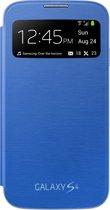 Samsung S View Cover voor Samsung Galaxy S4 - Blauw