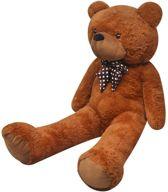Grote Knuffel Teddy beer Pluche 260cm - Teddy bear Speelgoed - Teddybeer knuffels - Boerderij knuffels