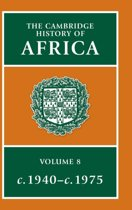 The The Cambridge History of Africa