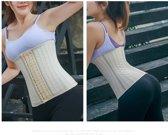 Luxe corset wit 5XL-shapewear- superslank-kleur wit-XXXXXL 1 stuk