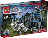 LEGO Jurassic World Uitbraak van Indominus Rex - 75919