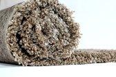 Shaggy Hoogpolig Deluxe Vloerkleed 120x170 CM - Beige