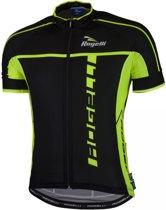 Umbria 2.0 fietshirt Zwart/fluor geel (001.247)