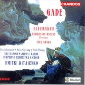 Gade: Elverskud, Echoes of Ossian Overture etc / Kitajenko, Danish NRSO