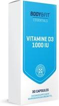 Body & Fit Vitamine D3 - 1000IU - 30 caps