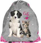 Rachael Hale Cute Friends - Gymbag - 38 x 34 cm - Multi