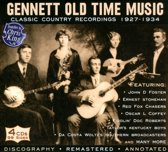 Gennett Old Time Music. Classic Cou