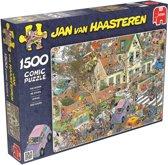 Jan van Haasteren De Storm - Puzzel 1500 stukjes