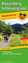 Wanderkarte Masserberg - Schleusegrund 1 : 25 000