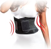 Genie Hour Glass - Waist Trainer - Maat M/L - Zwart