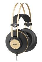 AKG K92 Zwart, Goud Circumaural Hoofdband koptelefoon
