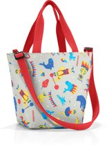 Reisenthel Shopper XS Kids Schooltas - Maat XS - Kind - Polyester - 4 L - Carus Rood