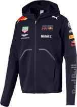 Red Bull Heren 2018 Red Bull Racing Team Hooded Sweat Jacket