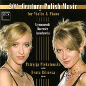 20Th-Century Polish Music For Violin & Piano