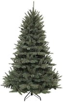 Triumph tree kunstkerstboom forest frosted maat in cm: 155 x 119 newgrowth blue