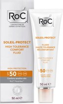 RoC SOLEIL PROTECT High Tolerance face fluid SPF50- 50ml