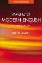 Varieties of Modern English
