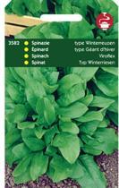 Hortitops Zaden - Spinazie Winterreuzen Viroflex 50Gr
