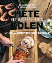 Hete kolen - Het receptenboek