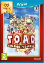 Captain Toad Treasure Tracker - Nintendo Selects - Wii U