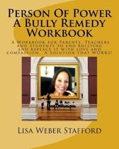 Person of Power - Bully Remedy Workbook