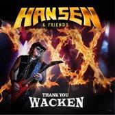 Thank You Wacken -Cd+Dvd-