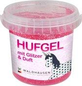 Hoef Gel Met Glitters Roze