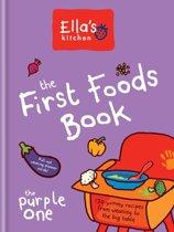 Omslag van 'Ella's Kitchen: The First Foods Book'