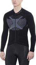 X-Bionic Twyce Fietsshirt lange mouwen Heren zwart Maat M