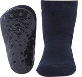 Ewers anti-slip sokken Stoppi uni marine Maat: 23-24