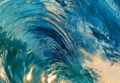 Fotobehang - The Perfect Wave - 366 x 254 cm - Multi