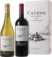 Catena Malbec & Chardonnay Giftpack '17 - 2 x 75 cl
