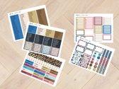 Planner Stickers panter 1004 voor Mascha Planner