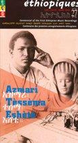 Ethiopiques Vol. 27 - Centennial 1908-1910
