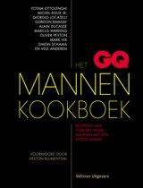 Het GQ mannenkookboek
