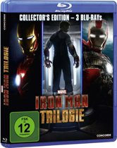 Iron Man Trilogie - Collector's Edition (Blu-ray) (Import)