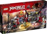 LEGO NINJAGO S.O.G. Hoofdkwartier - 70640