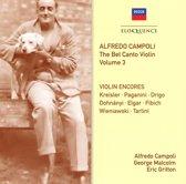 Bel Canto Violin Vol.3
