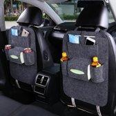 multifunctionele autozetel hoes met opbergvakken - car organizer