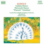 Kodaly: Galanta Dances, Marosszek Dances, etc / Leaper