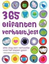 365 dierenverhaaltjes - Olifanten