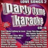 Party Tyme Karaoke: Love Songs, Vol. 2