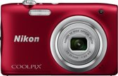 Nikon COOLPIX A100 - Rood