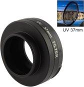 37Mm UV-Filter Lens voor Cap voor GoPro HERO 4 Session / 5 / 4 / 3 + / 3 /2/ 1